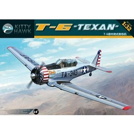 Kitty Hawk Kitty Hawk - T-6 Texan - 1:32