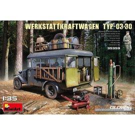 MiniArt MiniArt - Werkstattkraftwagen Typ-03-30 in 1:35