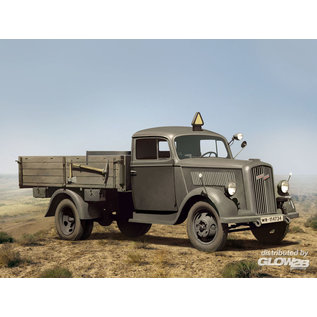 ICM Typ 2,5-32 (1,5to) WWII German light Truck in 1:35