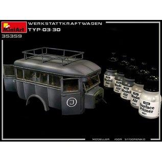 MiniArt Werkstattkraftwagen Typ-03-30 in 1:35