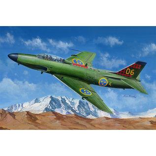 HobbyBoss SAAB J-32B/E Lansen - 1:48