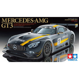 TAMIYA Tamiya -  Mercedes-AMG GT3 #1 - 1:24