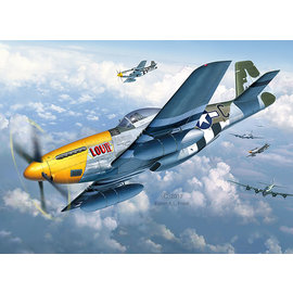 Revell Revell - P-51D-5NA Mustang (early version) - 1:32