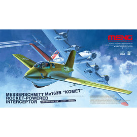 """MENG MENG - Messerschmitt Me163B """"Komet"""" - 1:32"""