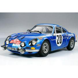 TAMIYA Tamiya - Renault Alpine A110 ´71 Monte Carlo - 1:24
