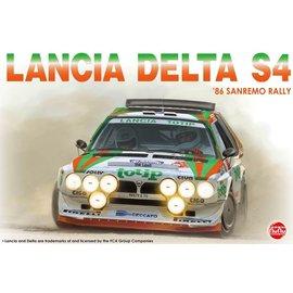 NuNu Model Kit NuNu / Platz - Lancia Delta S4 '86 San Remo Rally