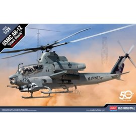 "Academy Academy - AH-1Z USMC ""Shark Mouth"" - 1:35"