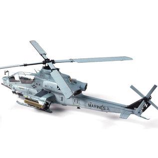 """Academy AH-1Z USMC """"Shark Mouth"""" - 1:35"""