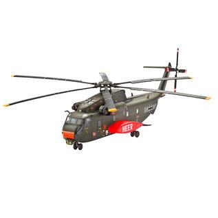 Revell Sikorsky CH-53G MTH - mittlerer Transporthubschrauber - 1:144