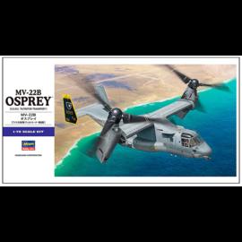 Hasegawa Hasegawa - Bell Boeing MV-22B Osprey - 1:72