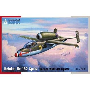 """Special Hobby Heinkel He162 """"Spatz"""" - 1:72"""