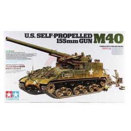 TAMIYA Tamiya - US M40 155mm Haubitze (8) - 1:35