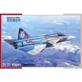"Special Hobby Special Hobby - Saab SF-37 Viggen ""Swedish Eyes"" - 1:72"