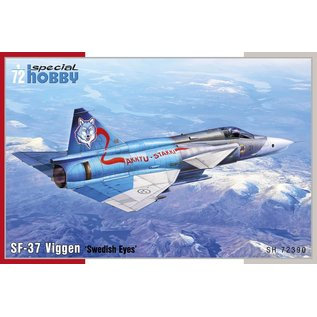 "Special Hobby Saab SF-37 Viggen ""Swedish Eyes"" - 1:72"
