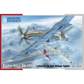 Special Hobby Special Hobby - Blohm Voss BV 155B-1 - 1:72