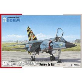 "Special Hobby Special Hobby - Mirage F.1C/C-200 ""Armée de l'Air"" - 1:72"