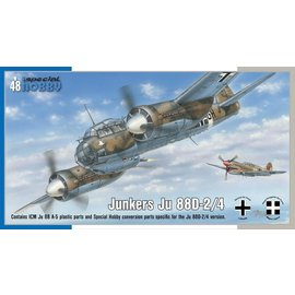 Special Hobby Special Hobby - Junkers Ju 88D-2/4 - 1:72