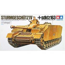 TAMIYA Tamiya - Dt. SdKfz.163 Sturmgeschütz IV (1) - 1:35