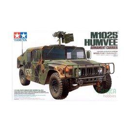 TAMIYA Tamiya - US M1025 Humvee/Hummer bewaffnet(2) - 1:35
