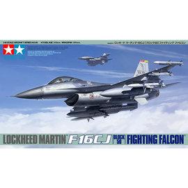 TAMIYA Tamiya - Lockheed Martin F-16CJ Block 50 Fighting Falcon - 1:48