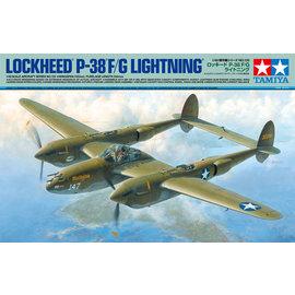 TAMIYA Tamiya - Lockheed P-38F/G Lightning - 1:48