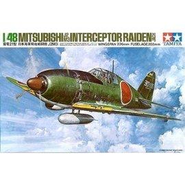 TAMIYA Tamiya - Mitsubishi J2M3 Raiden - 1:48