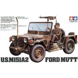 TAMIYA Tamiya - US M151A2 Ford MUTT Geländew. - 1:35
