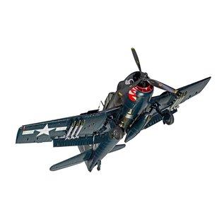 Airfix Grumman F6F-5 Hellcat - 1:24