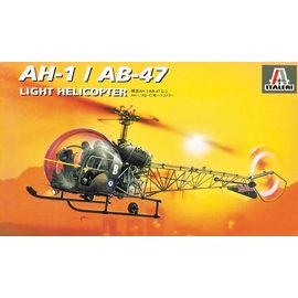 Italeri Italeri - Bell AH-1 / AB-47 - 1:72