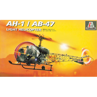 Italeri Bell AH-1 / AB-47 - 1:72