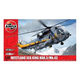 Airfix Airfix - Westland Sea King HAS.3 - 1:72