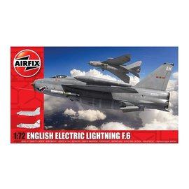 Airfix Airfix - English Electric Lightning F.6 - 1:72