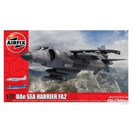 Airfix Airfix - BAE Sea Harrier FA2 - 1:72