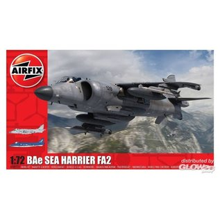 Airfix BAE Sea Harrier FA2 - 1:72