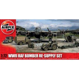 Airfix Airfix - RAF Bomber re-supply set - 1:72