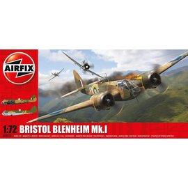 Airfix Airfix - Bristol Blenheim Mk.1 - 1:72