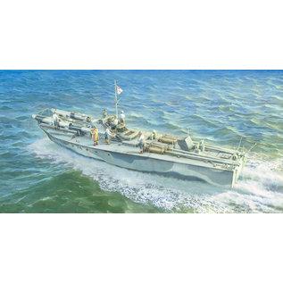 """Italeri Vosper 74 mit Crew """"Saint Nazaire Raid"""" - 1:35"""