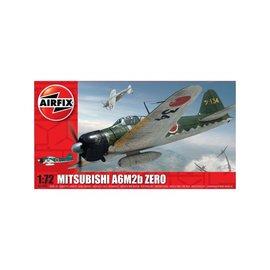 "Airfix Airfix - Mitsubishi A6M2b ""Zero"" - 1:72"