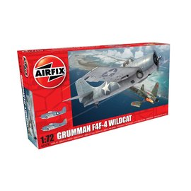 Airfix Airfix - Grumman F4F-4 Wildcat - 1:72