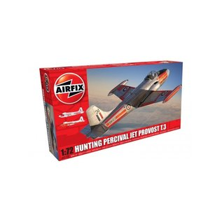 Airfix Hunting Percival Jet Provost T.3/T.3a - 1:72