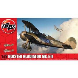 Airfix Airfix - Gloster Gladiator Mk.I/MK.II - 1:72