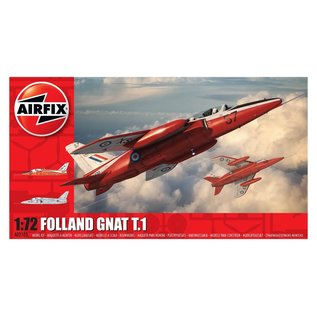 Airfix Folland Gnat T.1 - 1:72