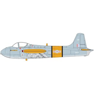 Airfix Hunting Percival Jet Provost T.4 - 1:72
