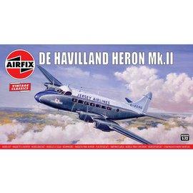 Airfix Airfix - deHavilland Heron Mk.II - 1:72