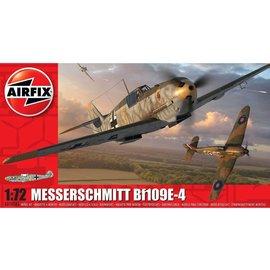Airfix Airfix - Messerschmitt Bf109E-4 - 1:72