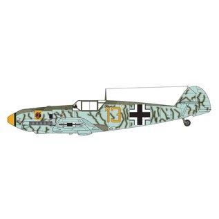 Airfix Messerschmitt Bf109E-4 - 1:72