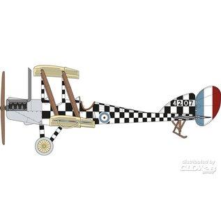 Airfix Royal Aircraft Factory B.E.2c Scout - 1:72