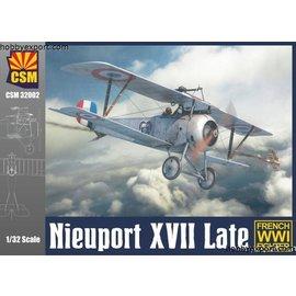Copper State Models Copper State Models - Nieuport XVII Late - 1:32