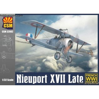 Copper State Models Nieuport XVII Late - 1:32