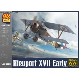 Copper State Models Copper State Models - Nieuport XVII Early - 1:32